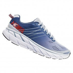 Chaussures de course Hoka One One Clifton 6 Plein Air / Moonlight Blue pour femme | 1102873-PAMB_1