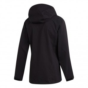 Veste imperméable adidas Parley Three-Layer 2.0 Noire pour Homme