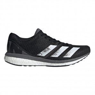 Chaussures entraînement rapide et compétition  adidas Adizero Boston 8 W Core Black/Ftwr White/Grey Five pour femme | EG1168_1