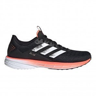 Chaussures entraînement running légères et dynamiques adidas SL20 Core Black / Cloud White / Signal Coral pour femme | EG2045_1