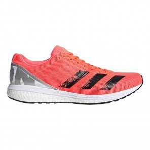 Chaussures entraînement rapide et compétition adidas Adizero Boston 8 M Signal Coral/Core Black/Ftwr White pour homme | EG7893_1