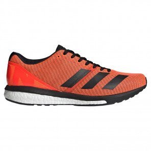 adidas Adizero Boston 8 Orange et Noire pour Homme