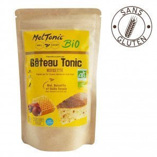 Gâteau énergétique avant effort Meltonic Gâteau Tonic Noisette-Miel-Gelée Royale | 140991