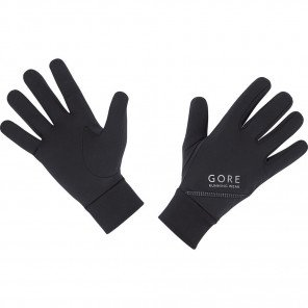 Gants Gore Running Wear Essential Noir pour Homme et Femme