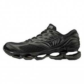 Chaussures de course Mizuno Wave Prophecy 8 Black/Black/Dark Shadow pour homme | J1GC1900-10_1