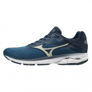 Chaussures de course Mizuno Wave Rider 23 Campanula/Vapor Blue pour homme | J1GC190304_1