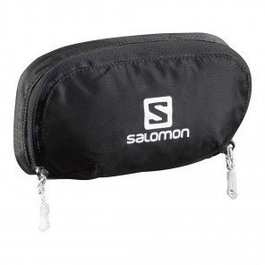 Salomon Custom Zipped Pocket Noire