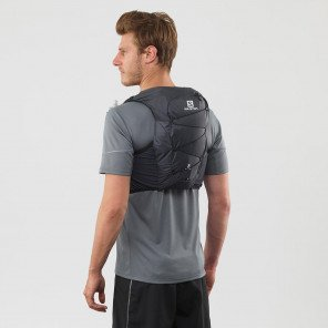 Sac d'Hydratation Salomon Active SKIN 8 SET Gris et Noir