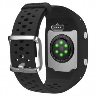 Montre GPS Polar M430 Noire avec Capteur de Fréquence Cardiaque Intégré - Bracelet taille M/L