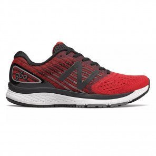 Chaussures de course New Balance 860v9 Team Red with Magnet pour homme - Largeur D (Standard) | M860TR9_1