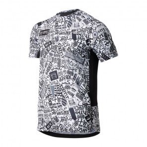 Tee-shirt de course New Balance Printed Ice 2.0 London Edition pour homme | MS81201DBM_1