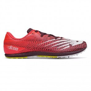 Pointes de cross New Balance XC Seven v2 Energy Red with Henna pour homme | MXCS7ER2_1