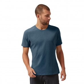 On Running Tee-shirt On-T Bleu marine pour Homme