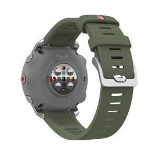 Montre GPS Outdoor Polar Grit X Vert Kaki M/L