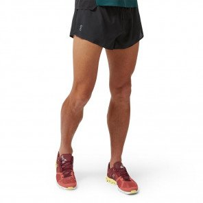 On Running Race Shorts Noir pour Homme