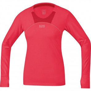 Tee-Shirt ML Femme Gore Running Wear Air 2.0