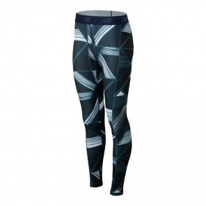 Legging de running New Balance Printed Accelerate Orion Blue with White pour femme | WP93284OBE_1