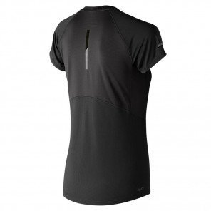 Tee-shirt New Balance Ice 2.0 Noir pour Femme