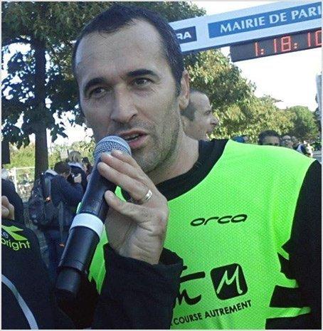 Frédéric Chocteau Boutique Marathon Label Running Conseil Paris